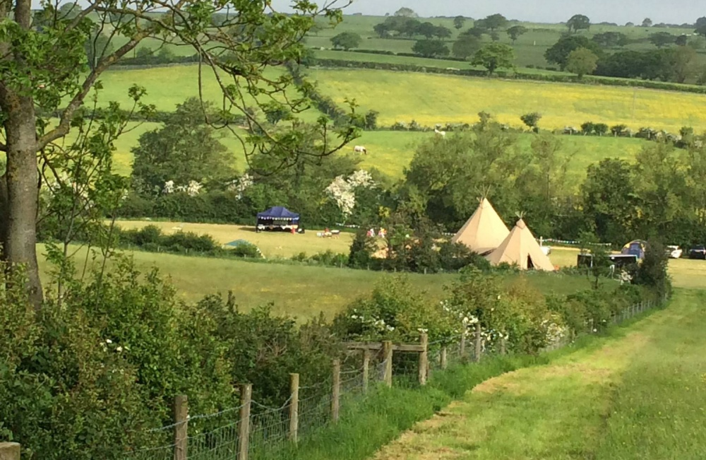 BAR Events Wedding Open Day at Almscliffe Valley
