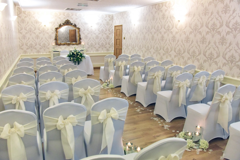 Creswell Events Centre Wedding Fayre