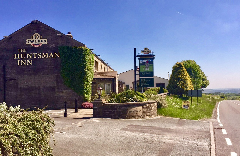 The Huntsman Inn Wedding Fayre
