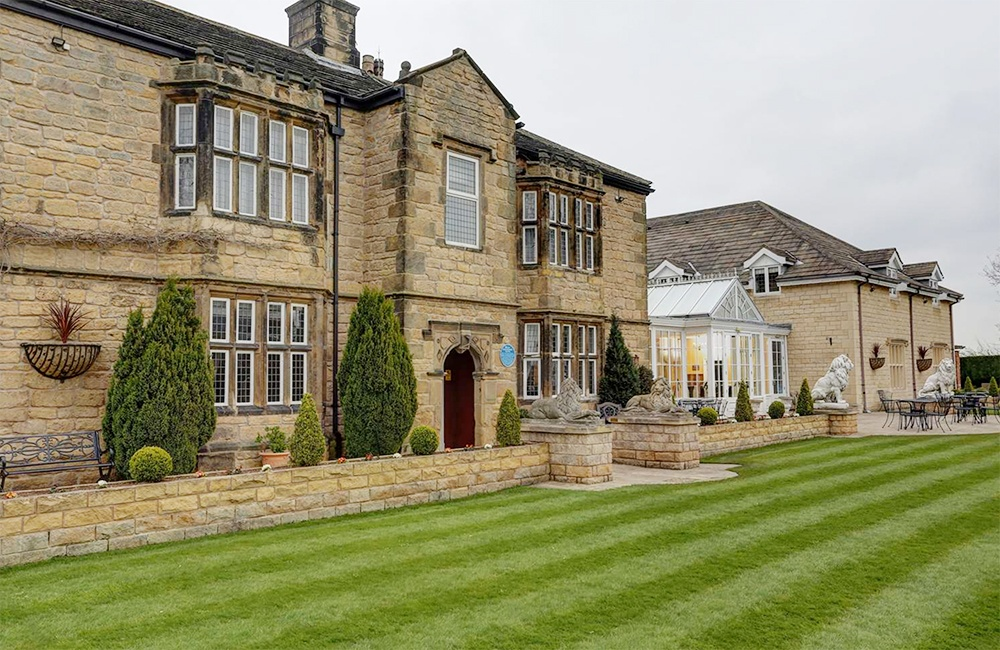 Best Western Plus Rogerthorpe Manor Wedding Open Day