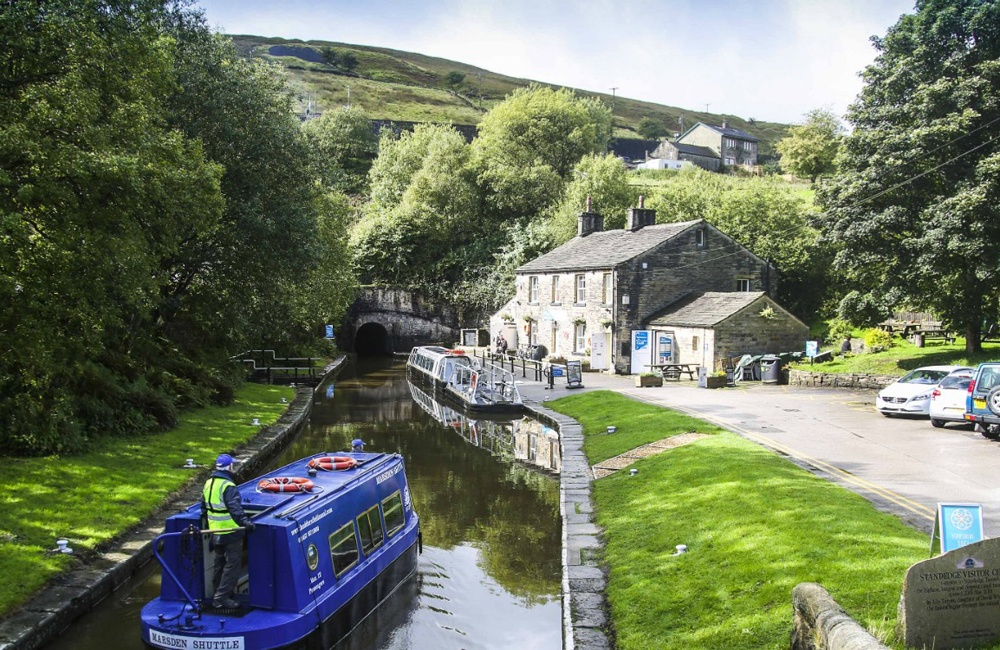 Standedge Tunnel & Visitor Centre Wedding Fayre