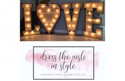 Dress The Aisle In Style