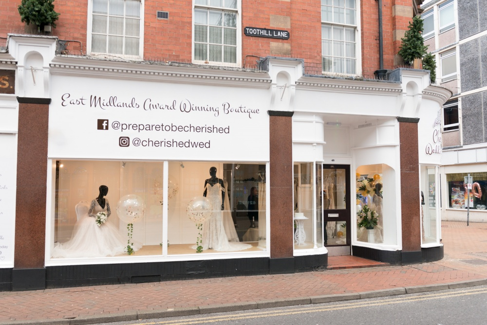 Cherished Wedding Boutique