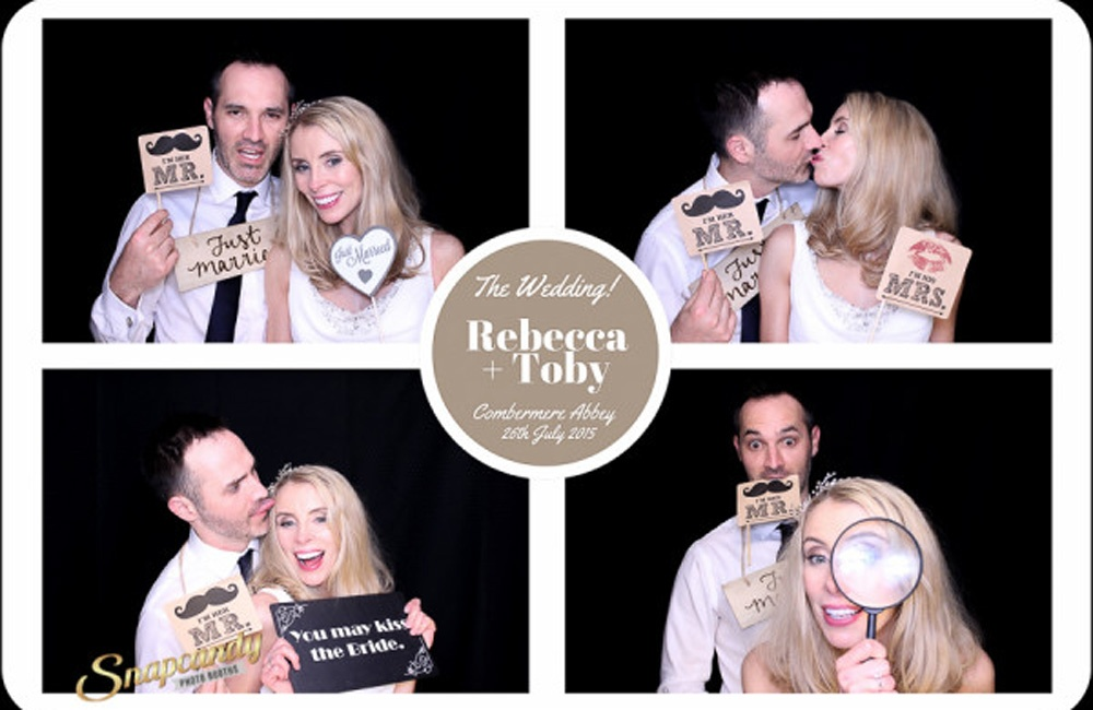 Snapcandy Photo Booths