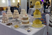 Maria Webster's Bespoke Wedding Cakes
