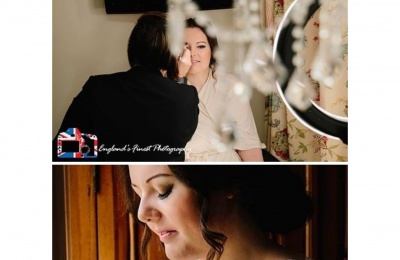 Enchanted Wedding Hairup & Beauty