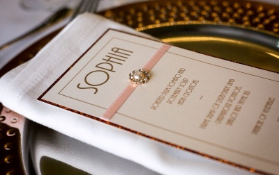 Tailor made Moments Luxury Wedding Stationery