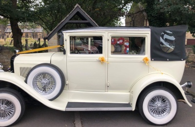 Regency Wedding Cars