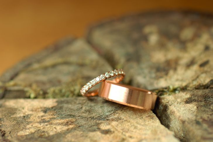 The Perfect Match: Bespoke wedding rings from Iain Henderson Designs Ltd