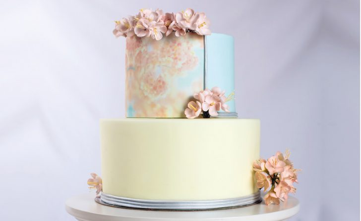 12 of the best wedding cake trends