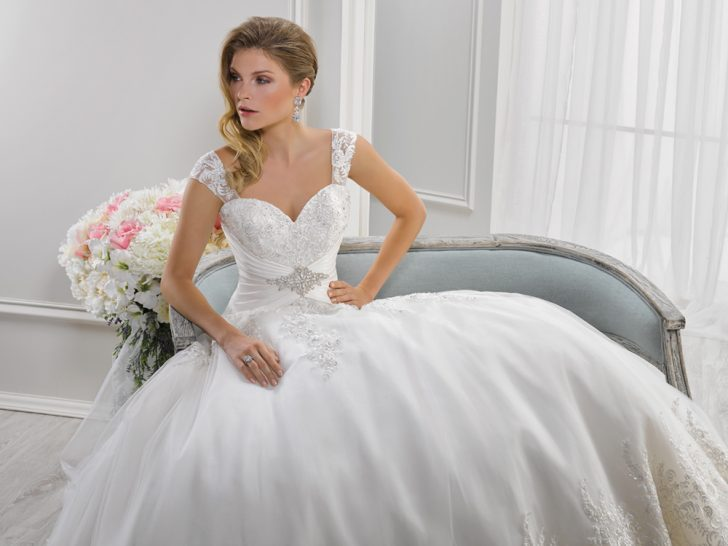 Spotlight on Ronald Joyce Bridal Gowns