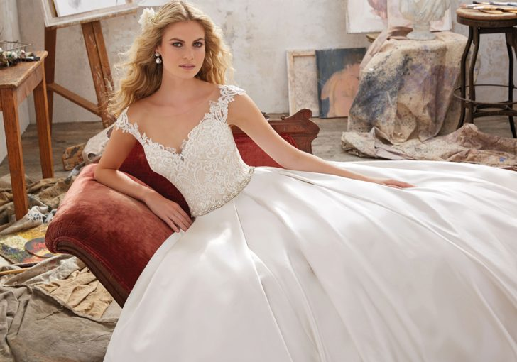 Spotlight on Mori Lee Bridal Gowns
