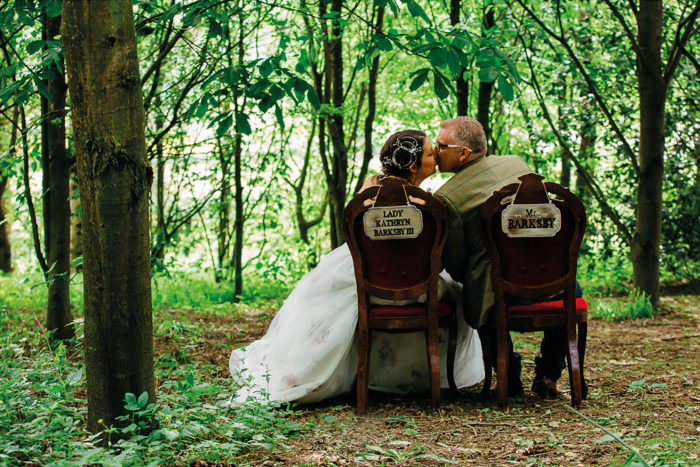 Real Weddings in Yorkshire & Humber