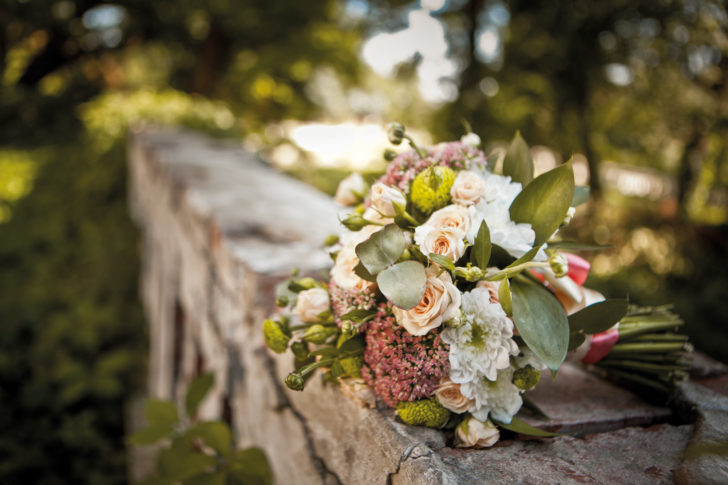 Rustic Woodland Wedding Decor