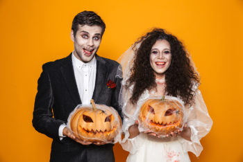Halloween & Autumnal Wedding Ideas