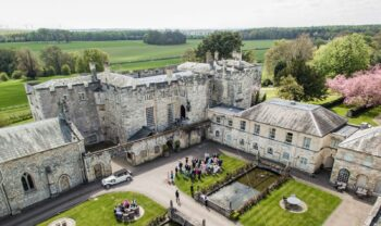10 Most Haunted UK Wedding Venues
