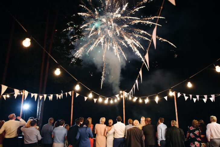 Your Bonfire Night Wedding Theme